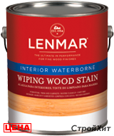 Benjamin Moore / Бенджамин Мур Waterborne Interior Wiping Wood Stain 1WB.1300