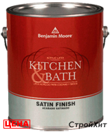 Benjamin Moore / Бенджамин Мур 322. Kitchen & Bath Satin Finish