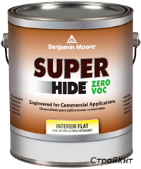 355. Super Hide Zero VOC Interior Flat