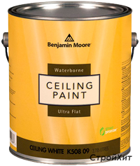 508. Waterborne Celling Paint