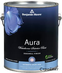 524. Aura Interior Eggshell Finish