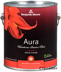526. Aura Interior Satin Finish