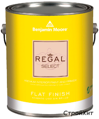 547. Regal Select Flat Finish