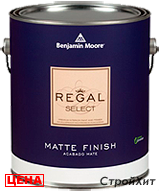 Benjamin Moore / Бенджамин Мур 548. Regal Select Matte Finish