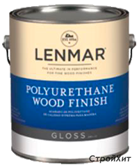 LENMAR Polyuretane Wood Floor Finish