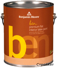 625. Ben Interior Flat Finish