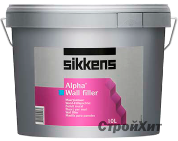 SIKKENS Alpha Wall Filler